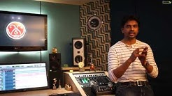 Aalaap Raju and Voice & Vision Studios with Lindell Audio