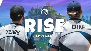 TwitchCon, Team Liquid, and the $1.86 Million Fortnite Event | RISE EP9 ft 72hrs, Chap, Poach, Vivid