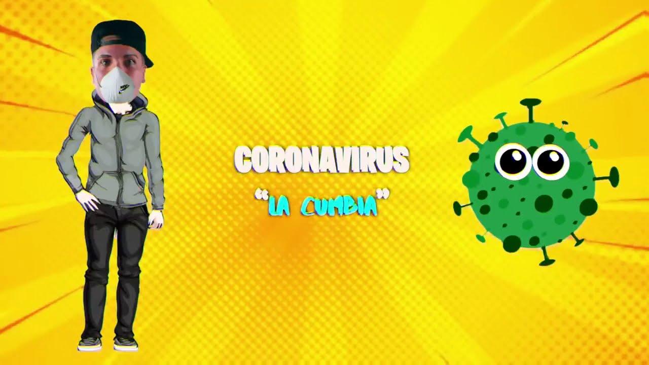 CORONAVIRUS LA CUMBIA 😷🤢 MAK KING    #2020    VIDEO LETRA TIK TOK