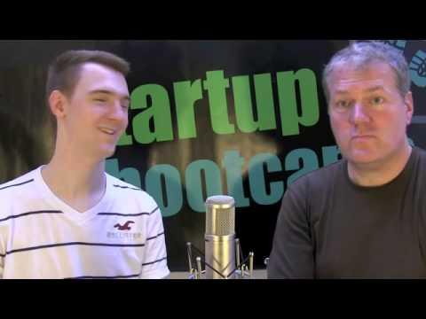 Test Flash Interview with Startupbootcamp Berlin Intern Stephan