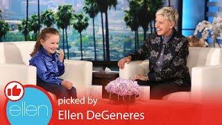 Introducing Ellens YouTube Kids Playlist