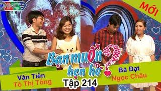 van tien - to tthong  ba dat - ngoc chau  ban muon hen ho  tap 214  24102016