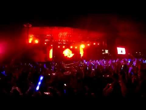 ZeddHCMC- True colours Tour #1 in VIETNAM (INTRO STAGE)