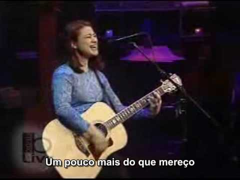 Jennifer Knapp - A Little More -Acustico Ao Vivo- (Legenda Portugues Br) By Ellen