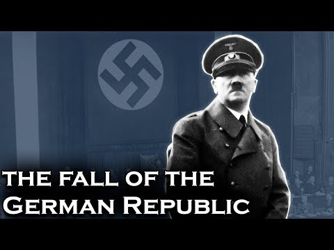 The Rise of the Third Reich, an Exploration (ft. the Cynical Historian)