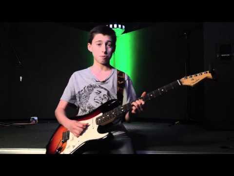 Caspian Coberly Brotherhood of the Guitar Interview