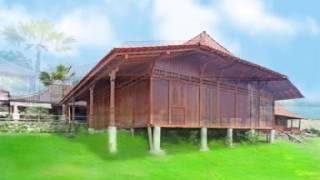 Javanese Antique Wooden House #6