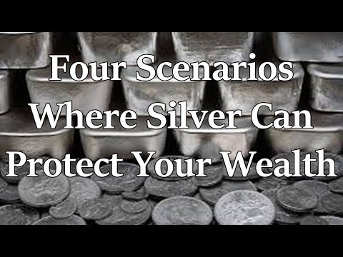 Four SHTF Scenarios Where Physical Silver Can Protect Your Wealth