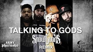 Reef The Lost Cauze & King Syze - Talking To Gods ft V-Zilla & Crypt (Snowgoons Remix)