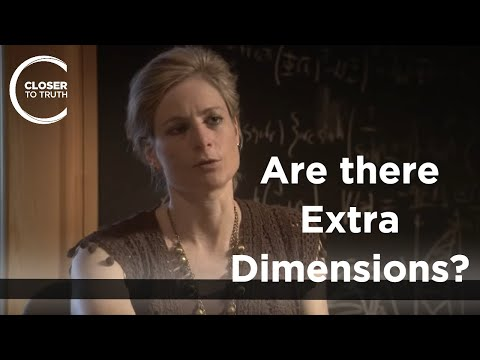 Lisa Randall - Are there Extra Dimensions?