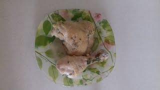 Как приготовить домашнюю курицу быстро и очень вкусно