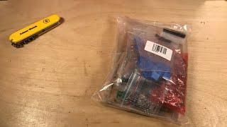 Electronic Kit Build Live Stream - 12v Solar Shed