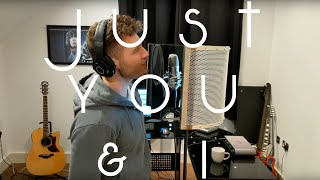 Just You and I - Tom Walker Cover (One Man Band) Kieron Smith Video