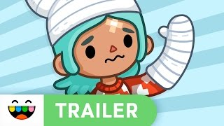 On Call 24/7 in Toca Life: Hospital | New Trailer | @TocaBoca