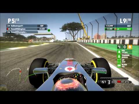 Sao Paulo 25% Aggressive Amazing Fair Race...mp4