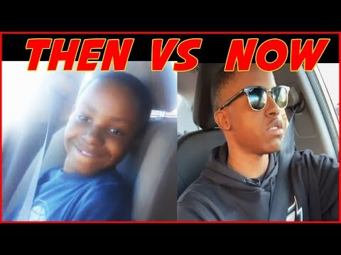 The Evolution Of Trent (Then vs Now)