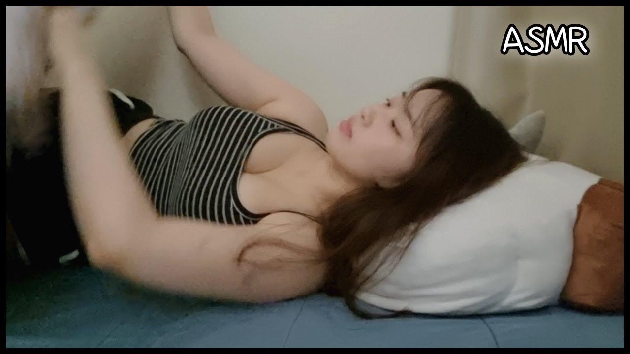 asmr 그녀의 마사지..! / massage asmr