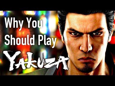Why You Should Play Yakuza
