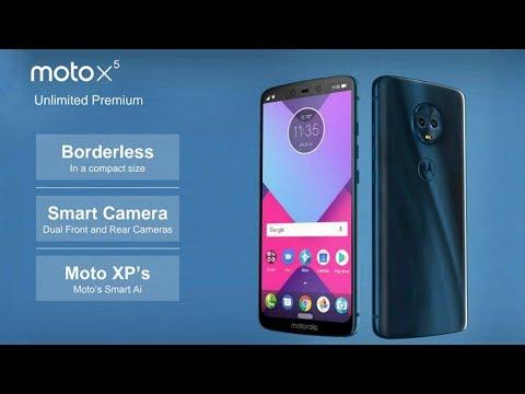 MOTO X5 & Z3 - It's HERE !!!