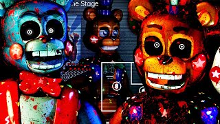 Algo TERRIBLE les HA OCURRIDO A Los ANIMATRONICOS TOY..  | FNAF The Happy Show