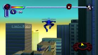 Spider-Man (PS1) walkthrough - Chase Venom