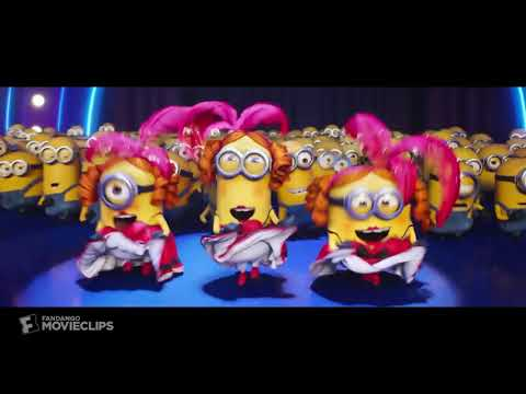 """Minions Sing """"Happy Birthday To You"""""""