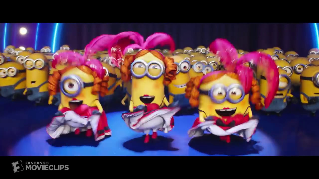 Minions Sing Happy Birthday To You Youtube