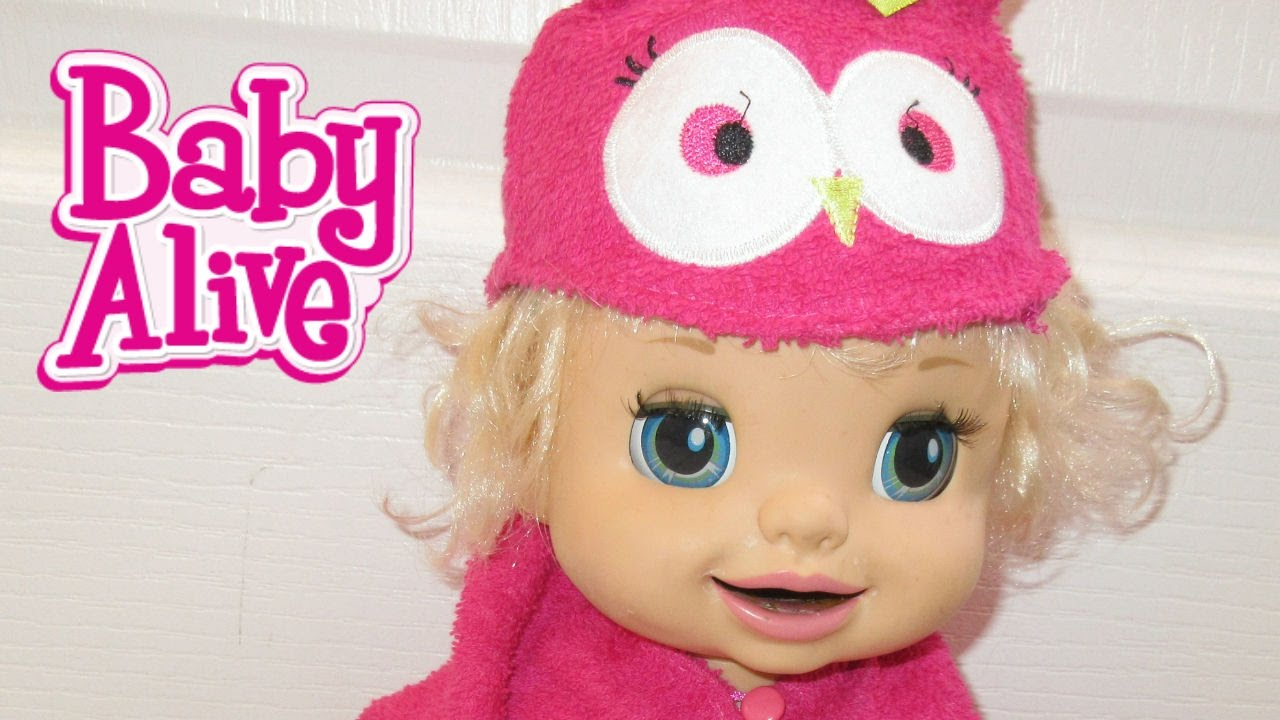 Baby Alive Ruby Snow Gets Sick From Halloween Candy Youtube