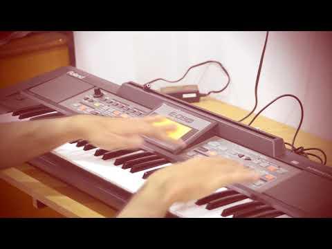 Kal Ho Na Ho   POPULAR HINDI SONG Played On  Keyboard   Keyboard Cover