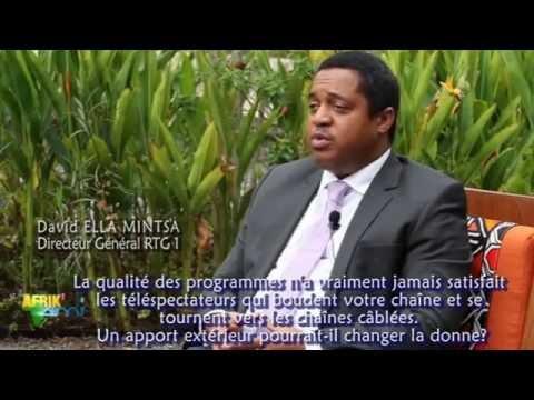 AFRIK'AMI saison 4 ep. 1 sur GABON TELEVISION