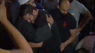 EgyptAir crash: families mourn as debris found at sea