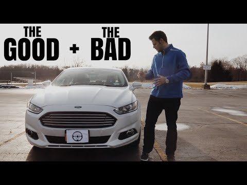 Ford Fusion 3 Year 75,000 Mile Owner's Review