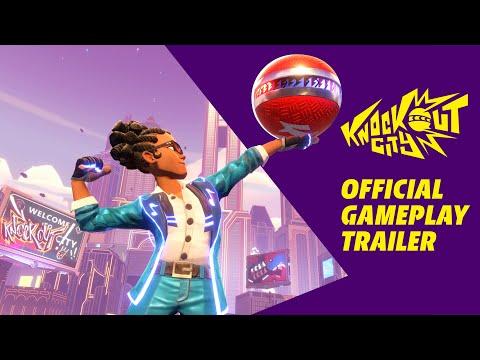 Bande-annonce de gameplay officielle « Ici c'est Knockout City »