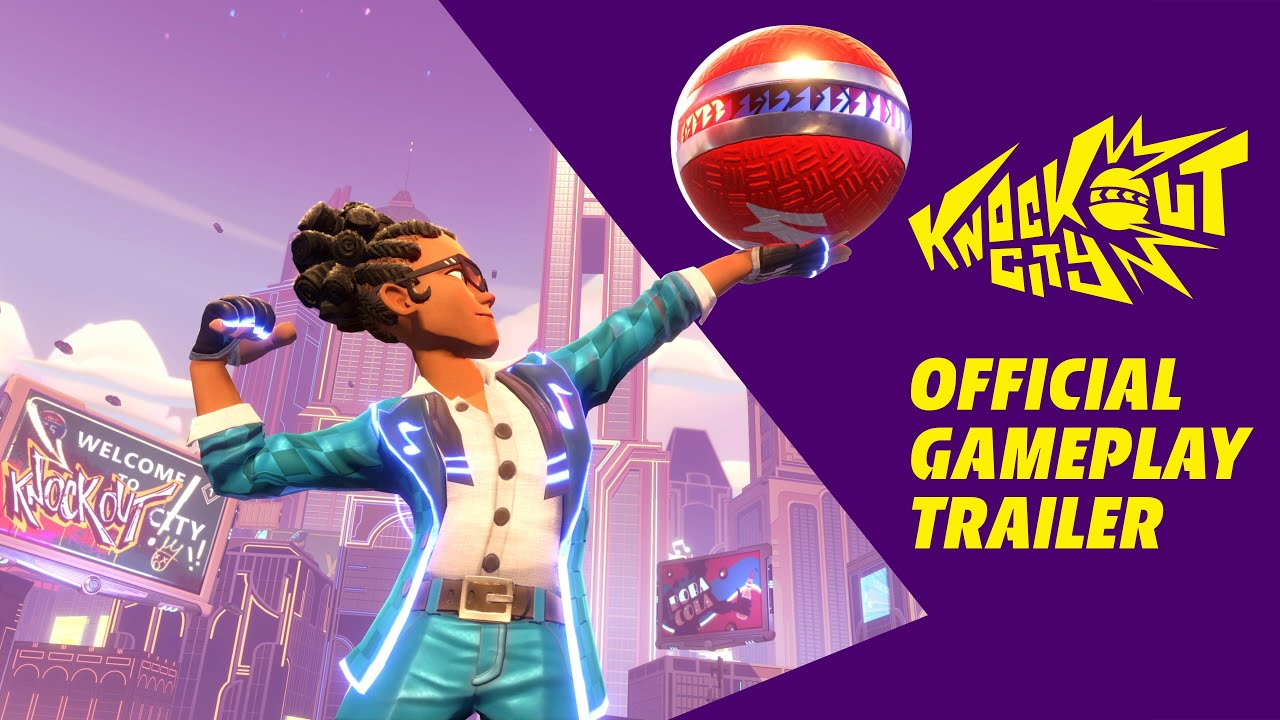 This Is Knockout City: Official Gameplay Trailer - Electronic Arts