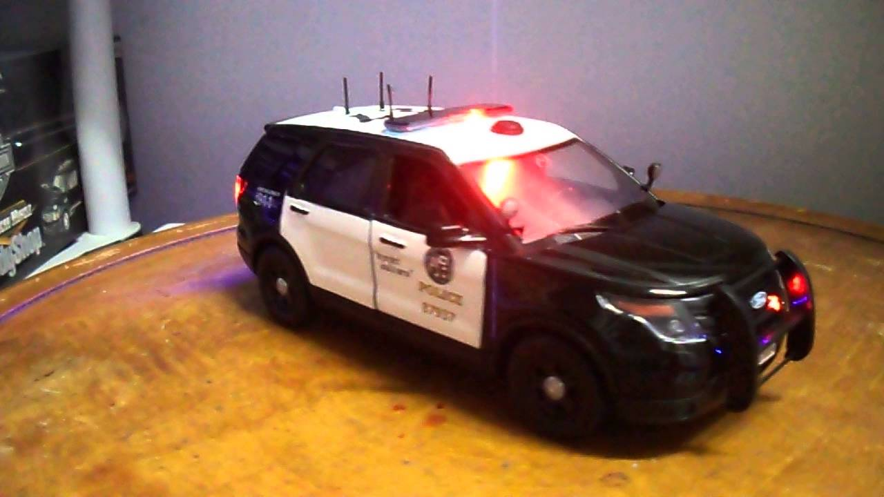 Ford Explorer Toy Cars