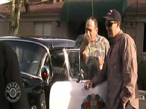 Highway Patrol  Adam Carolla meets Broderick Crawford and his 55 Buick