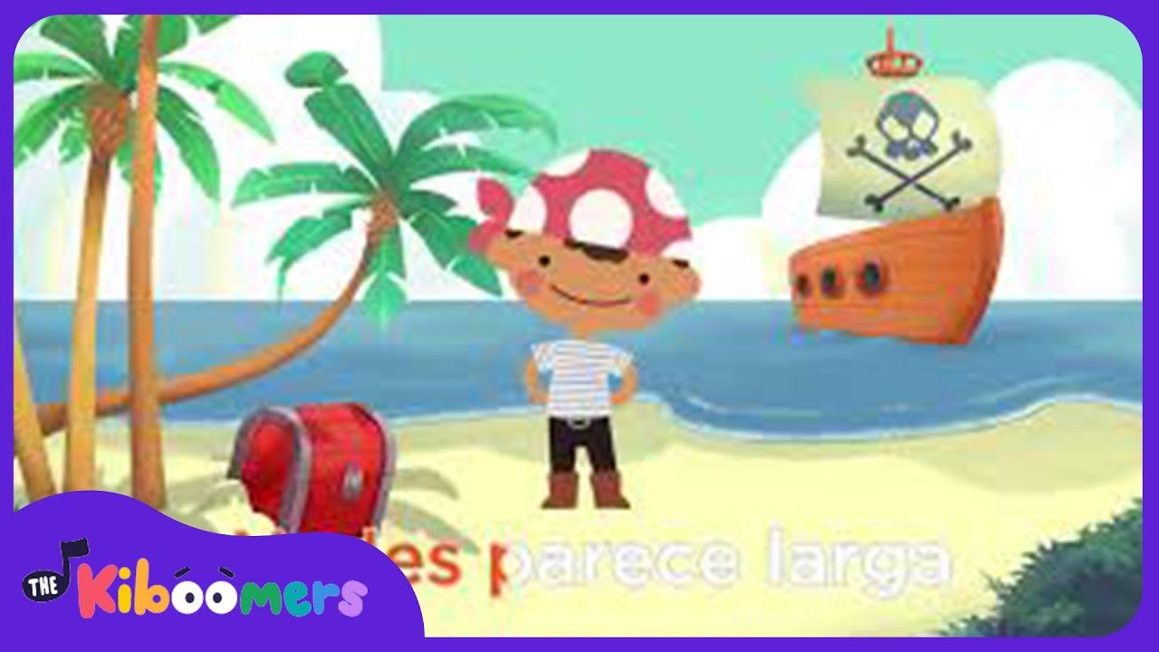 El Barquito Chiquitito | Canciones infantiles | The Kiboomers | niños | aprender