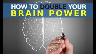 How to double your brain power full audio book