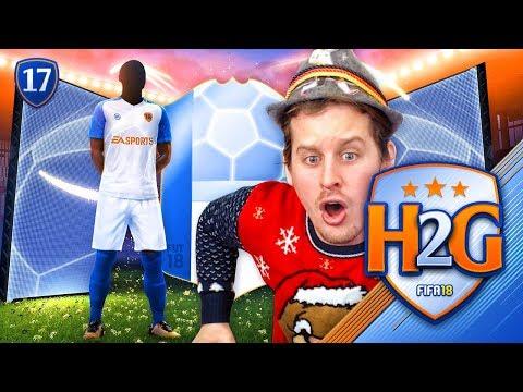 INSANE TOTGS PLAYER PACK! TOTGS STRIKER RONALDO DRAFT! HENRY TO GLORY #18! FIFA 18 ULTIMATE TEAM