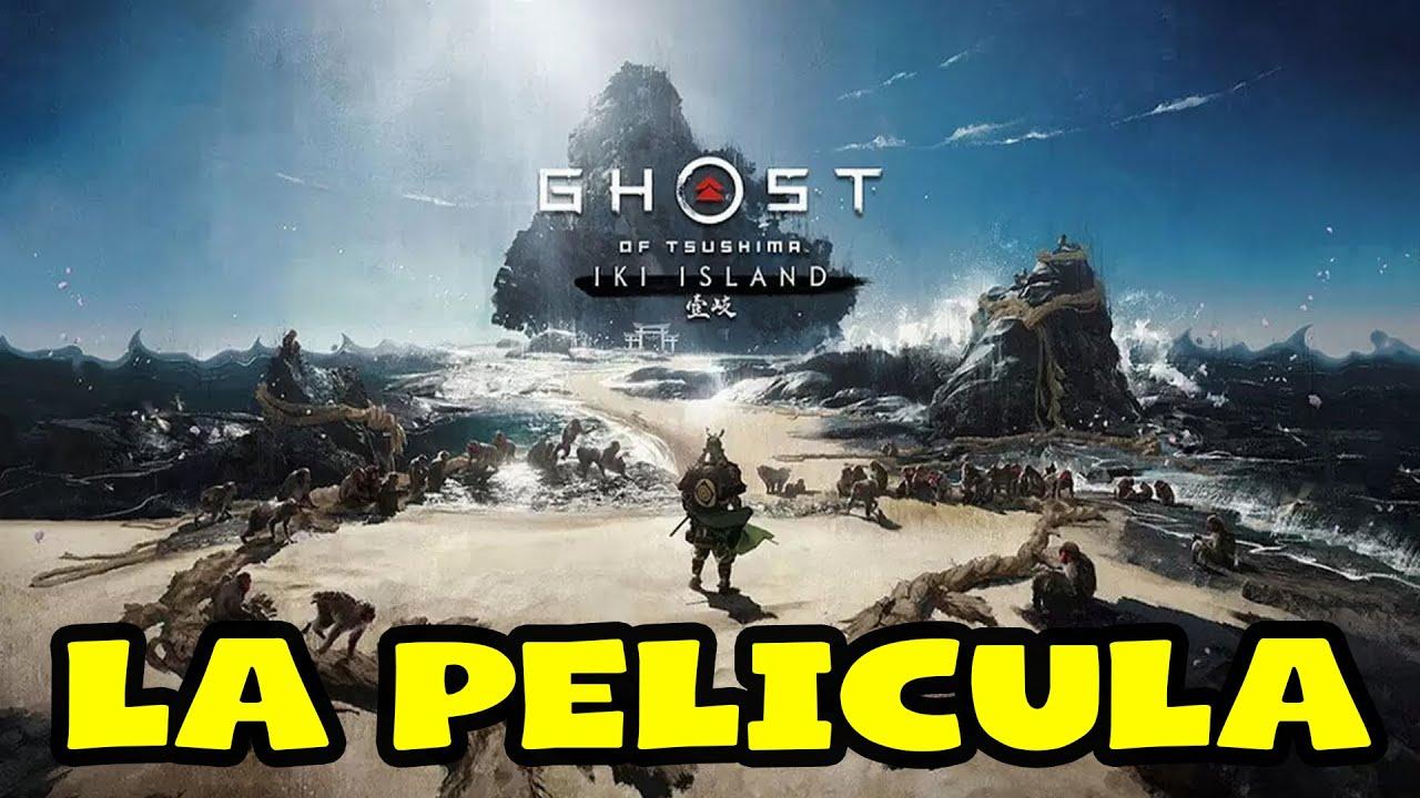 Download Ghost of Tsushima La Isla de Iki - La pelicula completa en Español Latino - Iki Island - PS5