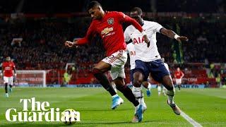 Solskjr praises Rashford as Mourinho admits Manchester United were better than Spurs
