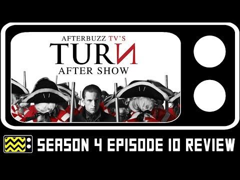 Turn Season 4 Episode 10 Review w/ Ian Kahn   AfterBuzz TV