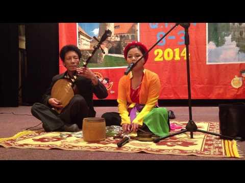 Ngoi buon nho me ta xua - Nguyen Duy - SơnHương Music - Traditional Vietnamese Music
