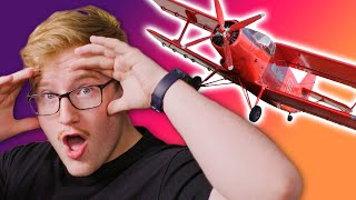 We tried flying to the office - Microsoft Flight Simulator 2020
