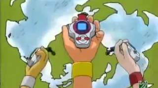 Opening Digimon Tamers Castellano