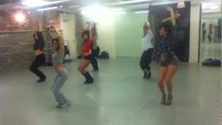Nuvo-Burlesque Drop-in Class with Meghan Norah