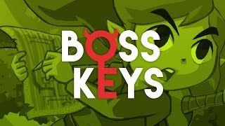 The Legend of Zelda: Phantom Hourglass and Spirit Tracks' dungeon design | Boss Keys