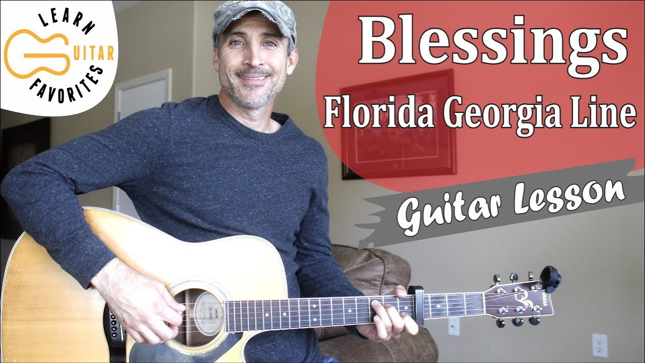 blessings by florida georgia line