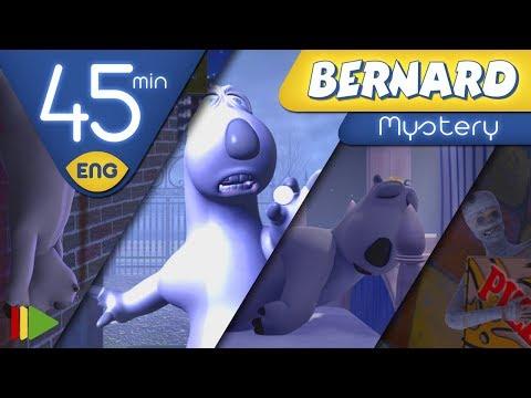 Bernard Bear | Mystery | 45 minutes