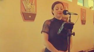 Should I Fall Behind (Katie Hughes Wedding Singer) YouTube Thumbnail
